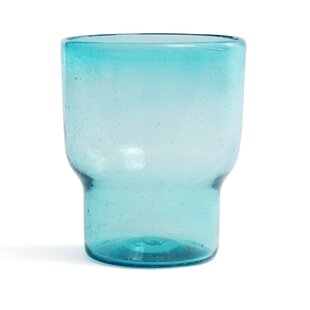 Cantel Glass Table Vase