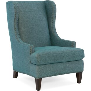 Tobias Wingback Chair by Sam Moore