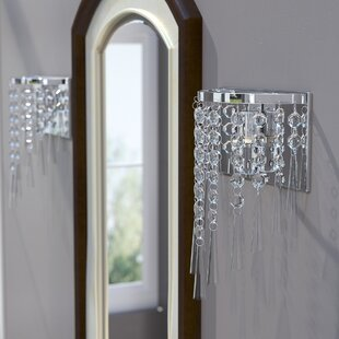 Buy luxury Croix 1-Light Wall Sconce (Set of 2) By House of Hampton