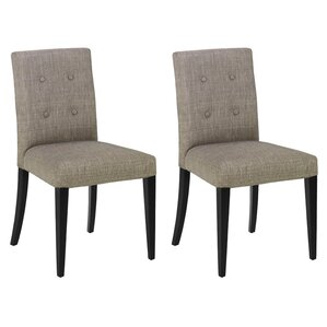 Urbanity Wall Street Side Chair (Set of 2) by Armen Living