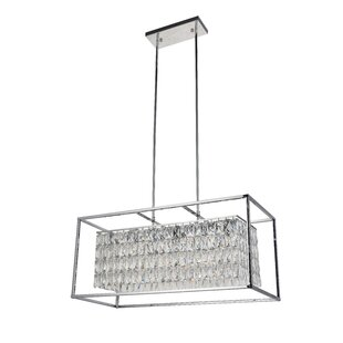 Everly Quinn Salcombe 12-Light Kitchen Is..