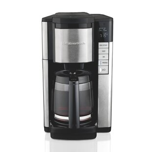 12-Cup Programmble Easy Access Plus Coffee Maker