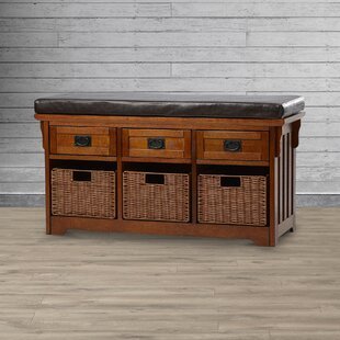 Loon Peak Hemlock Wooden Storage Bench