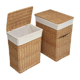 Viv + Rae 2 Piece Wicker L..