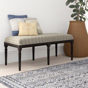 Mistana Onna Upholstered Bench