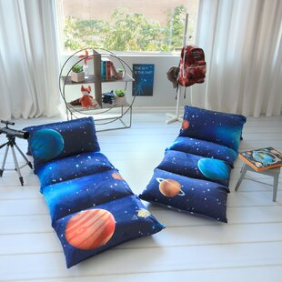 Hoople Galaxy Themed Pillow Cover