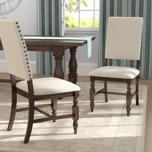 Yorkshire Upholstered Dining Chair (Set of 2) DarHome Co