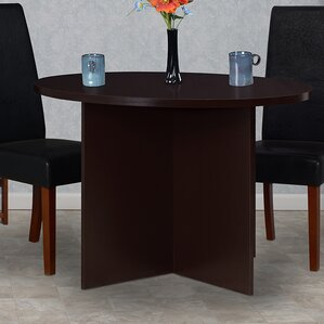 Niche Mod Round Dining Table by Regency