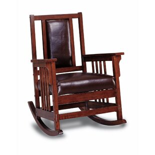 Millwood Pines Vicini Rocking Chair