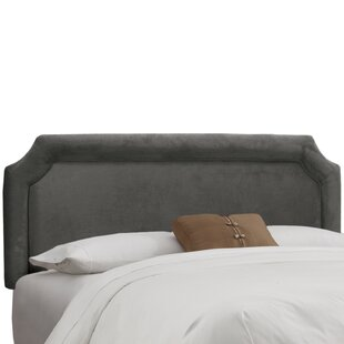 Best Alethea Upholstered Panel Headboard by Mercer41
