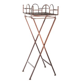 Deramo Square Etagere Plant Stand by Wrought Studio