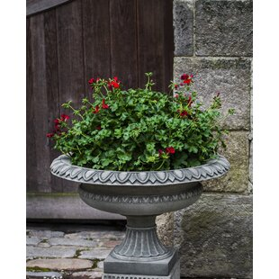 Campania International Beacon Hill Cast Stone Urn Planter