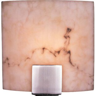 Bargain Square 1-Light Wall Sconce By Minka Lavery
