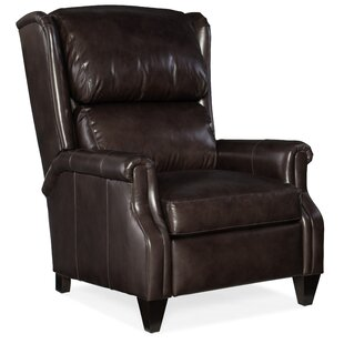 Walsh Leather Manual Recliner