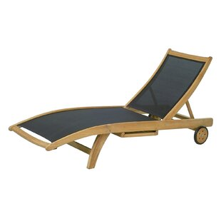 Fairchild Sun Lounger By PlossCoGmbH