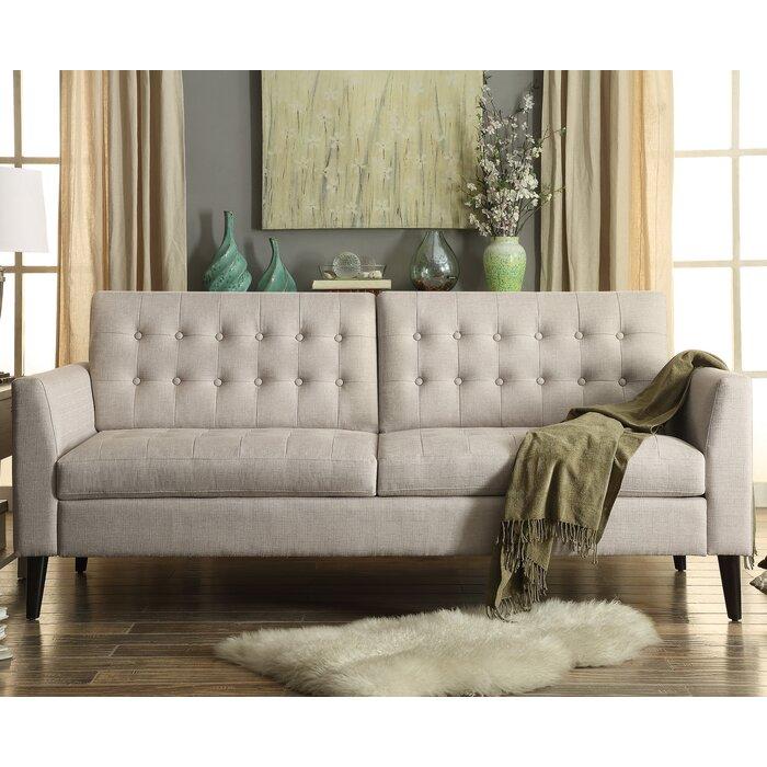Darren Tufted Sofa