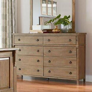 Lark Manor Grimaud 6 Drawer Double Dresser Image