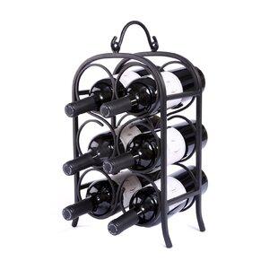 Arch 6 Bottle Tabletop Wine Rack