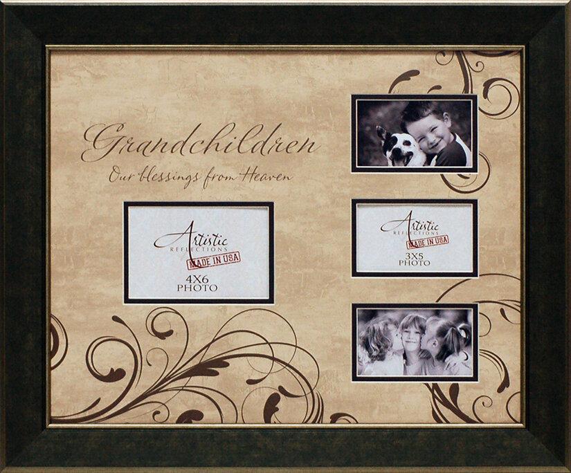 Artistic Reflections Grandchildren Picture Frame Wayfair