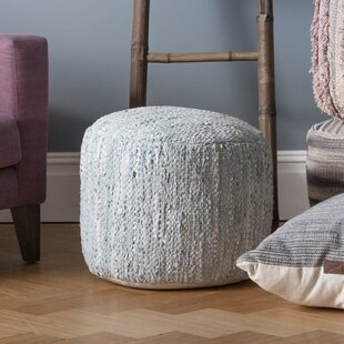 Vicente Pouffe By House Of Hampton