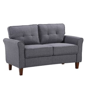 McNaboe Tufted Loveseat