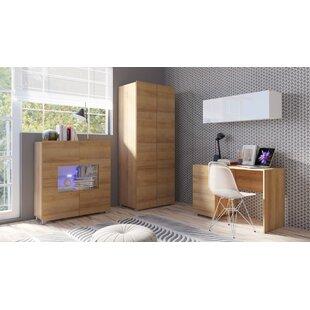 Gumbs 4 Piece Bedroom Set By Wade Logan