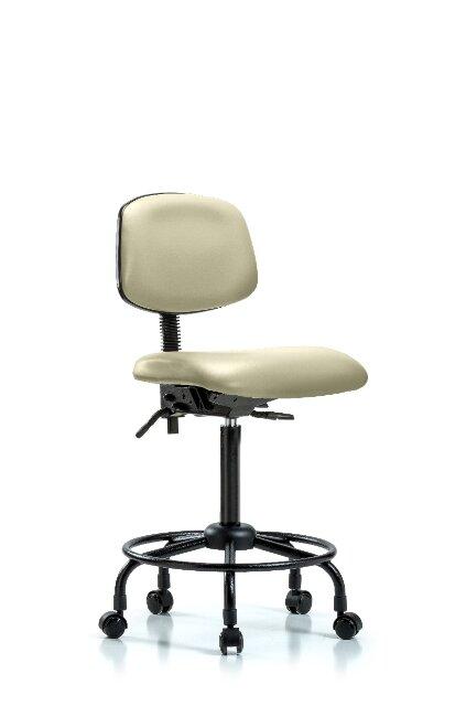 Sky Round Tube Base Ergonomic Office Chair