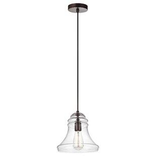 Laurel Foundry Modern Farmhouse Zada 1-Light Bell Pendant