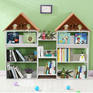 Kasen Kid Standard Bookcase by Harriet Bee