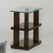 Delfino End Table by Progressive Furniture Inc.