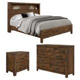 Okediran Storage Standard Configurable Bedroom Set by Loon Peak