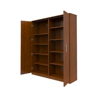 Mobile CaseGoods 2 Door Storage Cabinet by Marco Group Inc. Best Choices
