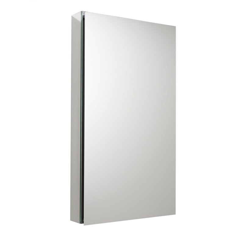 Fresca Senza 20 X 36 Recessed And Surface Mount Medicine Cabinet