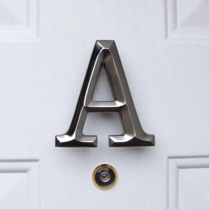 Personalized Door Knocker