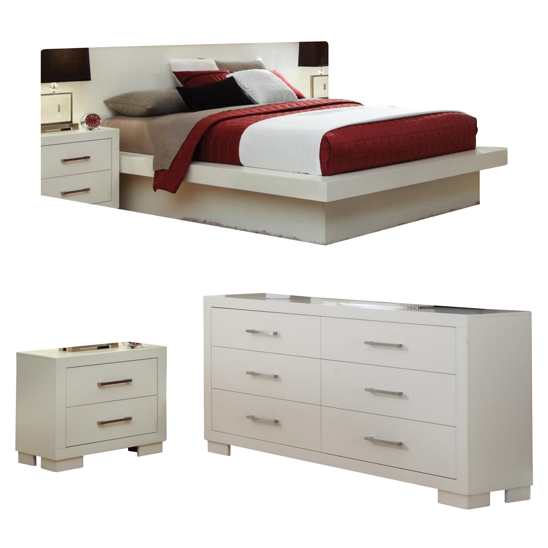 Hammes California King Platform Configurable Bedroom Set