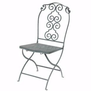 Ultimate Designer Metal Folding Chair by Benzara