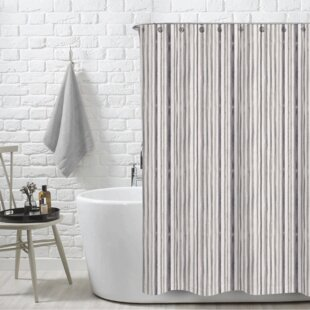 Houser Single Shower Curtain