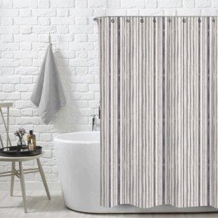 Houser Single Shower Curtain