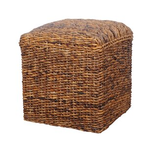 World Menagerie Tilley Cube Ottoman