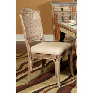 Matheny Upholstered Dining Chair (Set of ..