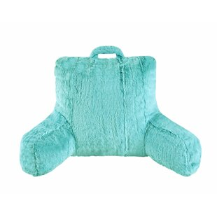Burholme Plush Premium Fuzzy Bed Rest Pillow