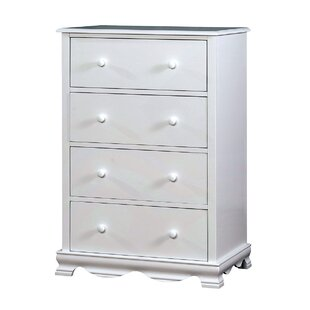 Look for Ricky Contemporary 4 Drawer Chest by Alcott Hill