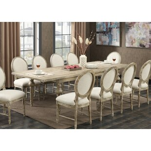 Lark Manor Montreal 11 Piece Dining Set