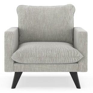 Crosswhite Armchair