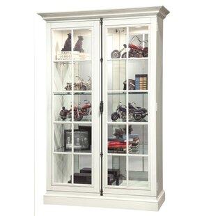 Braithwaite Lighted Curio Cabinet