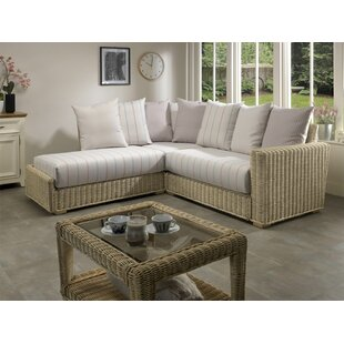 Dizon Corner Sofa By Beachcrest Home