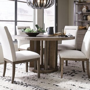Norah 5 Piece Solid Wood Dining Set Foundry Select
