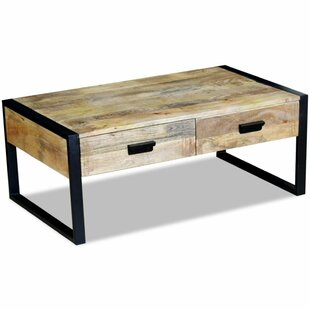 Noah Coffee Table With Storage By Union Rustic