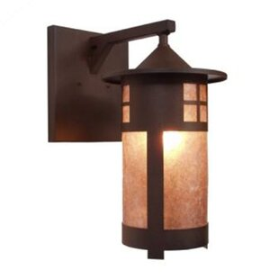 Steel Partners Pasadena 1-Light Outdoor Wall Lantern