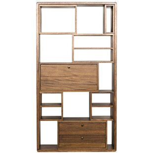 Norman Geometric Bookcase by Noir Cool